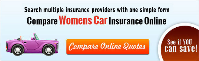 Compare Cheap Car Insurance For Women Online