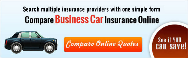 Compare Business Car Insurance Online Fast